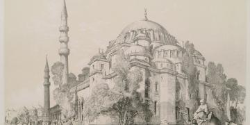 1838 - Illustrations of Constantinople (John Frederick Lewis)