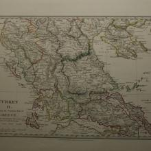 1829 - S.D.U.K. - Turkey II North Greece
