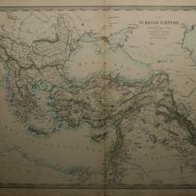 1859 - S.D.U.K. - Turkish Empire in Europe & Asia