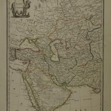 1812 - Malte Brun - Middle East