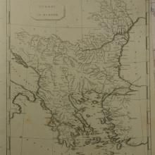 1812 - Arrowsmith & Lewis - Turkey in Europe