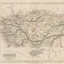 1830 - John Arrowsmith - Asia Minor