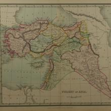 1845 - Alexander Findlay - Turkey in Asia