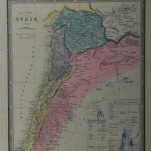 1850 - James Wyld - Syria & Palestine