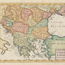 1720 - Senex - Turky in Europe - London
