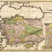 1720 - Weigel - Asiae Peninsula sive Asia intra Taurum - Nuremberg