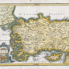 1729 - Weigel - Asia Minor - Nürnberg