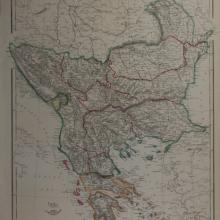 1863 - Weekly Dispatch - Turkey in Europe