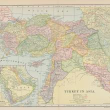 1903 - Turkey In Asia - Dodd, Mead & Co