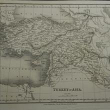 1827 - Neele - Turkey in Asia