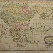 1806 - Barlow - Turkey in Europe and Hungary