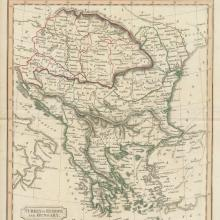 1820 - Unknown - Turkey in Europe