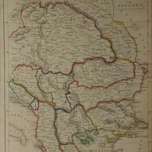 1850 - F.P. Becker - Turkey in Europe & Hungary