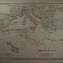 1869 - Johnston - Mediterranean
