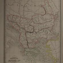1837 - Malte Brun - Turkey in Europe